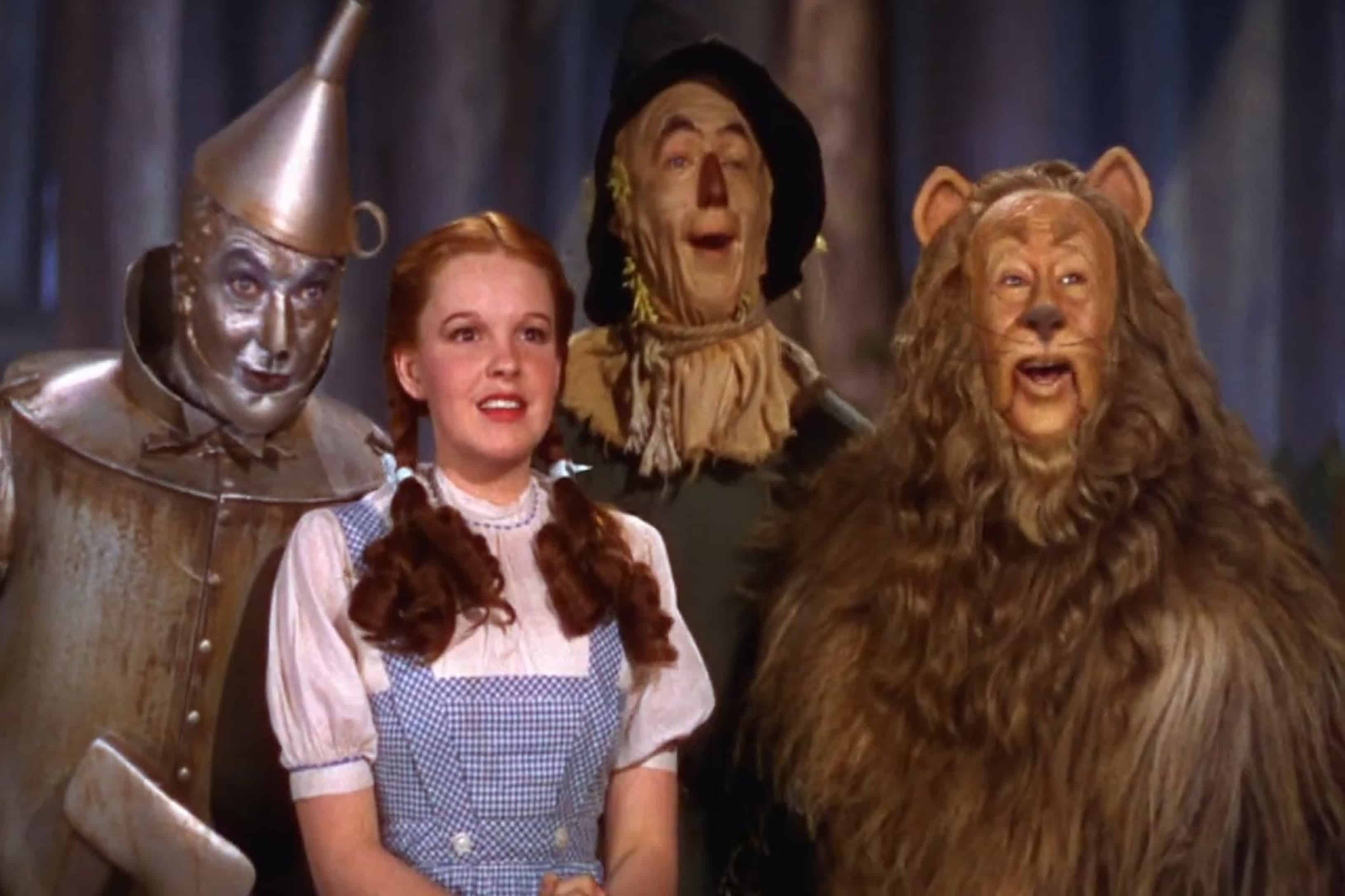 40 Fast Facts - 'The Wizard of Oz'