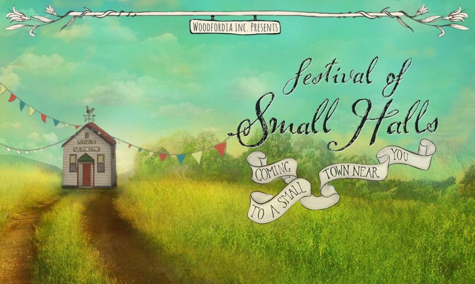 Summer - The Festival of Small Halls