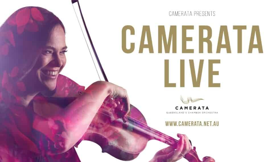 Camerata Back To Live Performances
