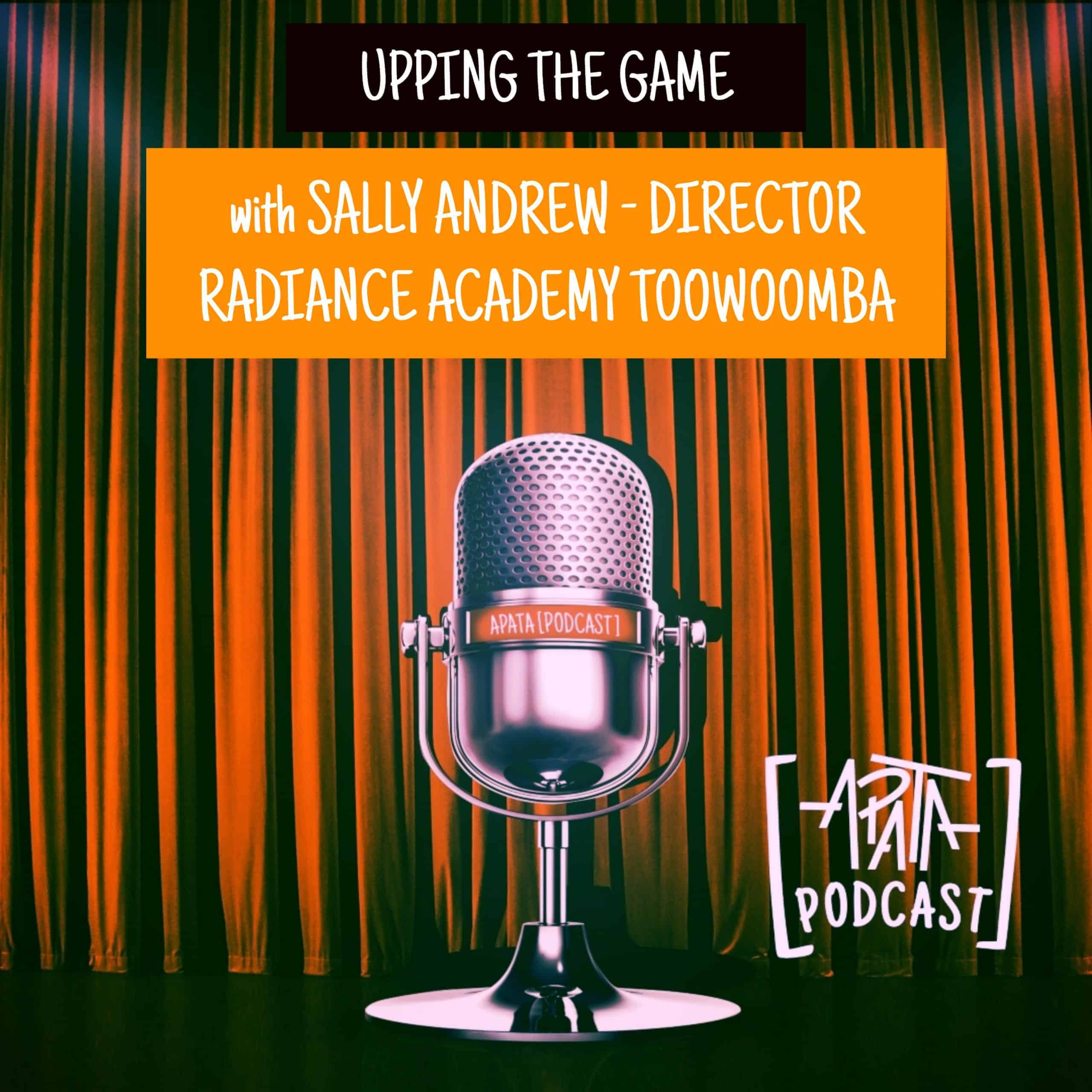 Upping the Game - with Sally Andrew