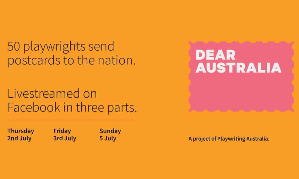 Dear Australia-Where Our Nation Is And Where It Might Go