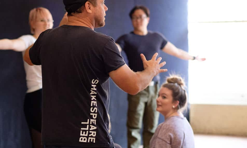 Student Auditions Open for Bell Shakespeare's - John Bell Scholarship