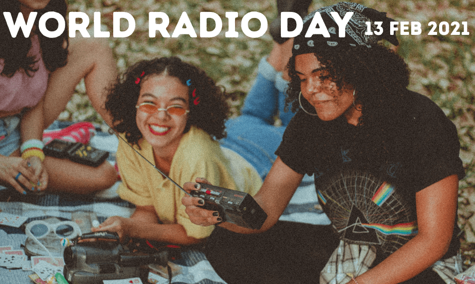 World Radio Day 13 February 2021