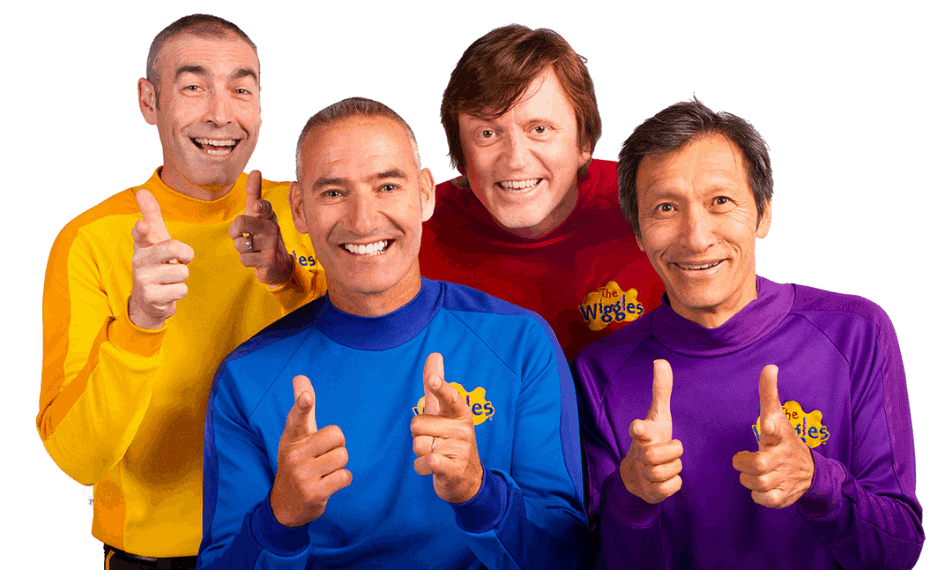 The Wiggles - 30 Years On The Road