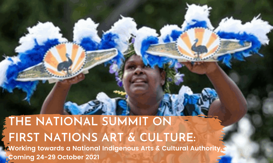 2021 National Summit on First Nations Art and Culture