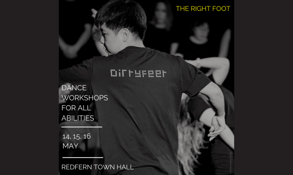 The Right Foot - Inclusive Dance Workshops