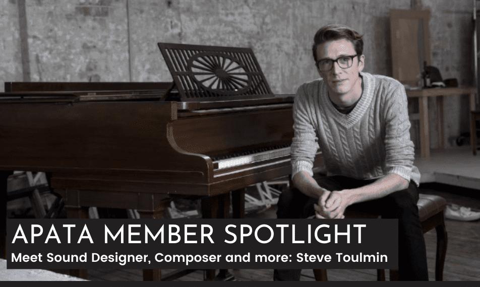 APATA Member Spotlight: Meet Steve Toulmin