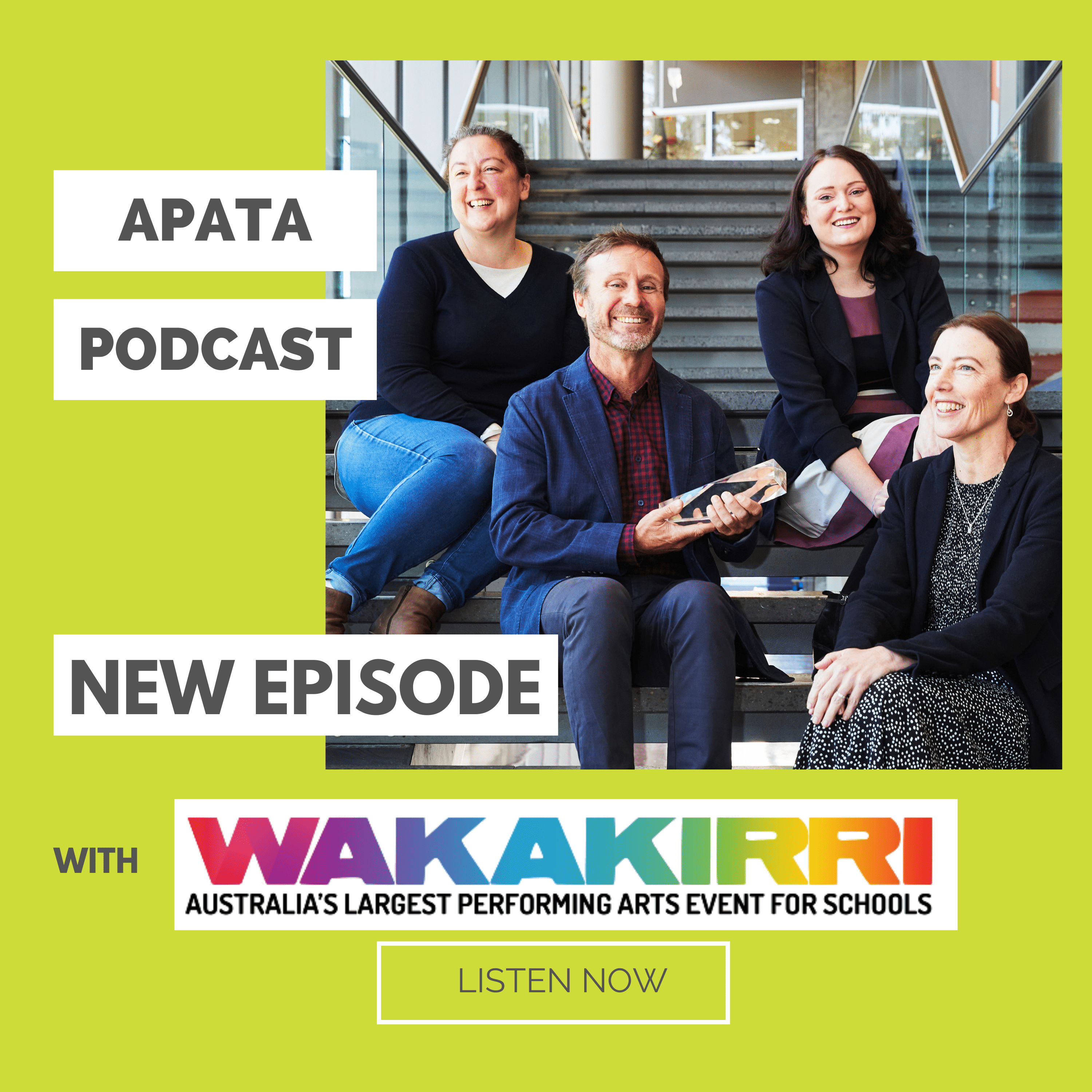 Wakakirri and the Evolution in Performing Arts with Adam Loxley and Mignon Green