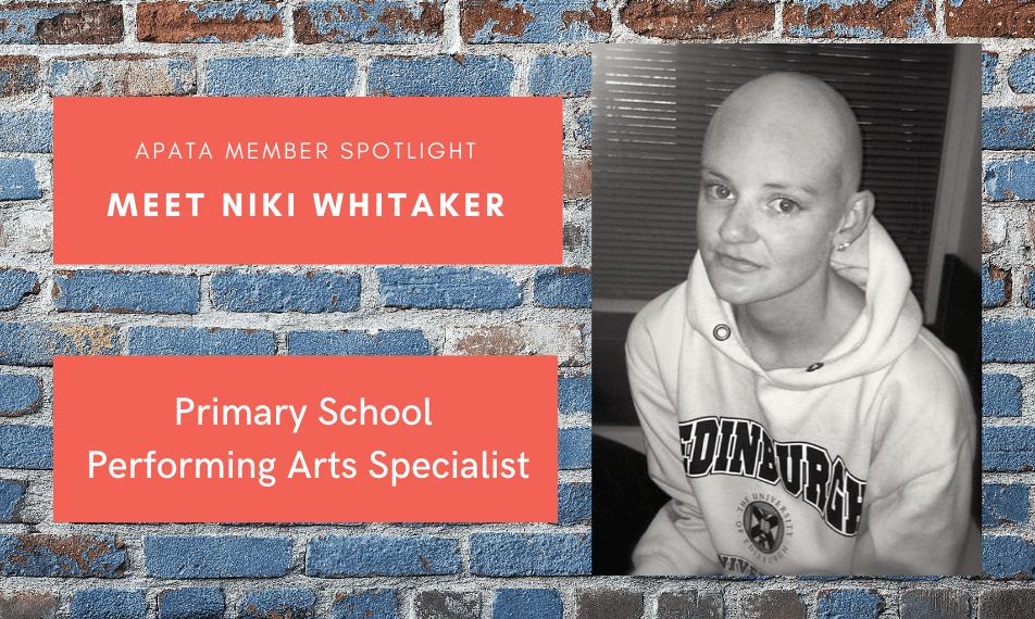 APATA Member Spotlight: Say Hello to Niki Whitaker!