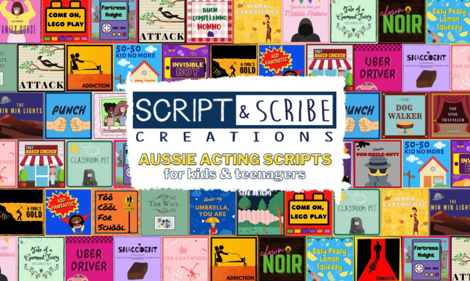 Script & Scribe Creations - Have you joined the Scribe Tribe?