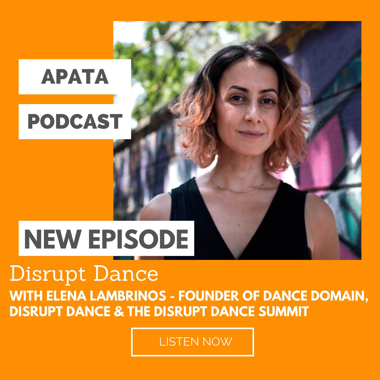 Disrupt Dance with Elena Lambrinos