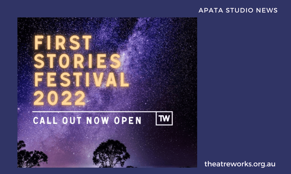 First Stories Festival Call Out