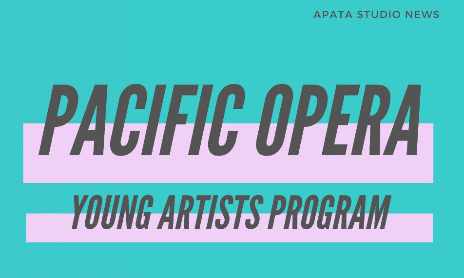 Pacific Opera Young Artist Scholarships