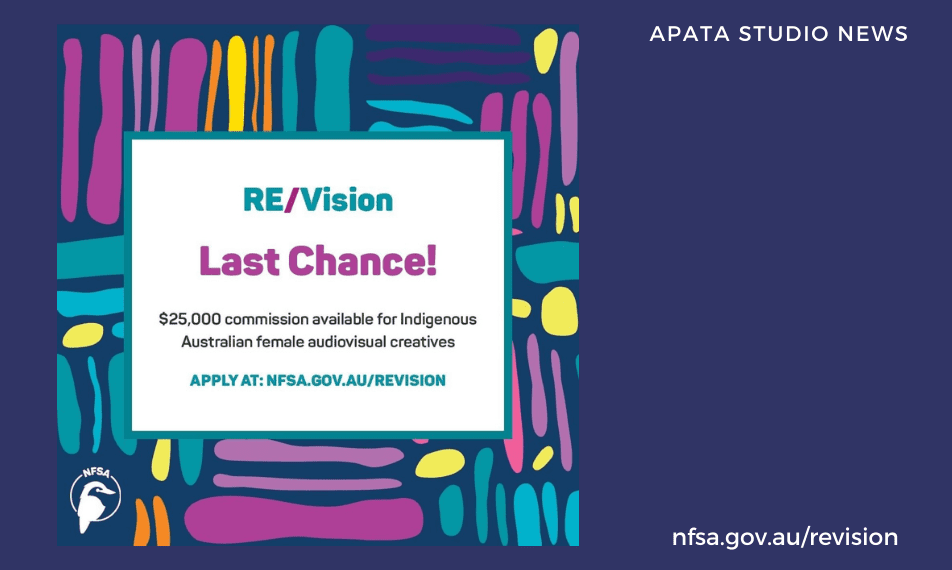 Re/Vision Expression of Interest - NFSA